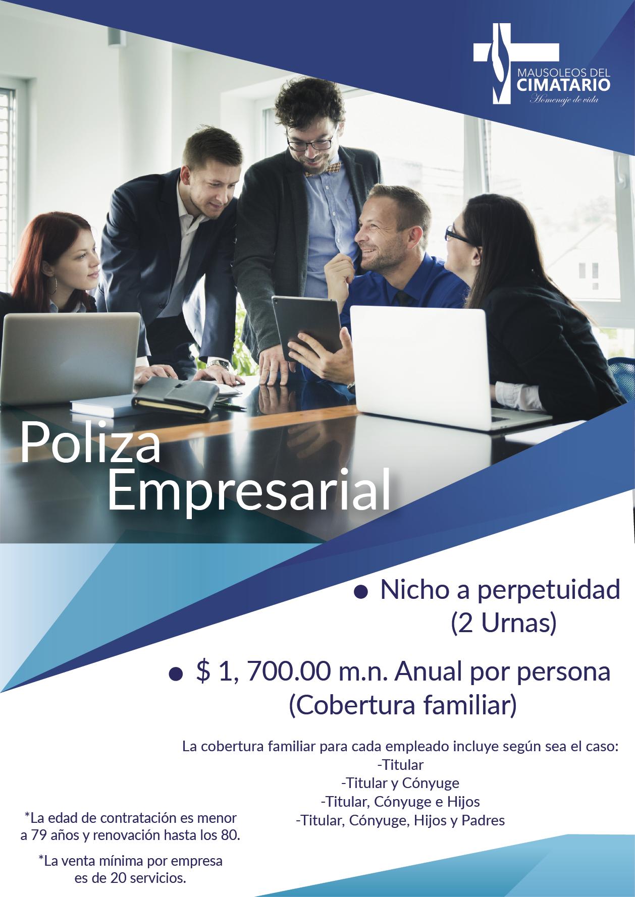 Póliza Empresarial